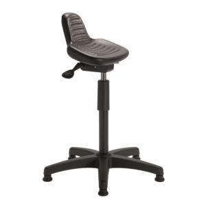 Assis-debout pivotant avec assise inclinable PAINTEN de siegepro.com