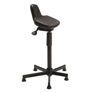 Assis-debout avec piètement asymétrique PILZ de siegeprpo.com