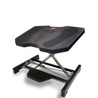 Repose-pieds RP10N de siegepro.com pour favoriser le circulation sanguine des pieds et des jambes en station assise prolongée