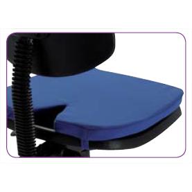 Coussin coccys de siegepro.com pour sièges polyuréthane pour l'ergonomie du poste de travail en industrie