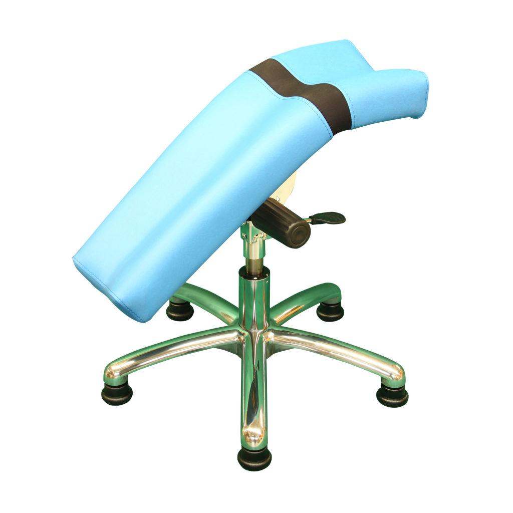 Repose-jambes 1 jambe en 2 parties CONCORDE 1 de siegepro sur patins
