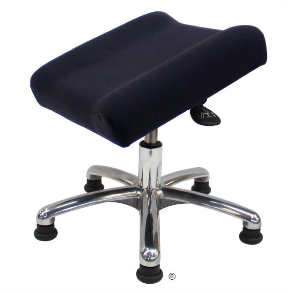 Repose jambe pour deux jambes réglable en hauteur et inclinaison MOBILE de siegepro sur patins