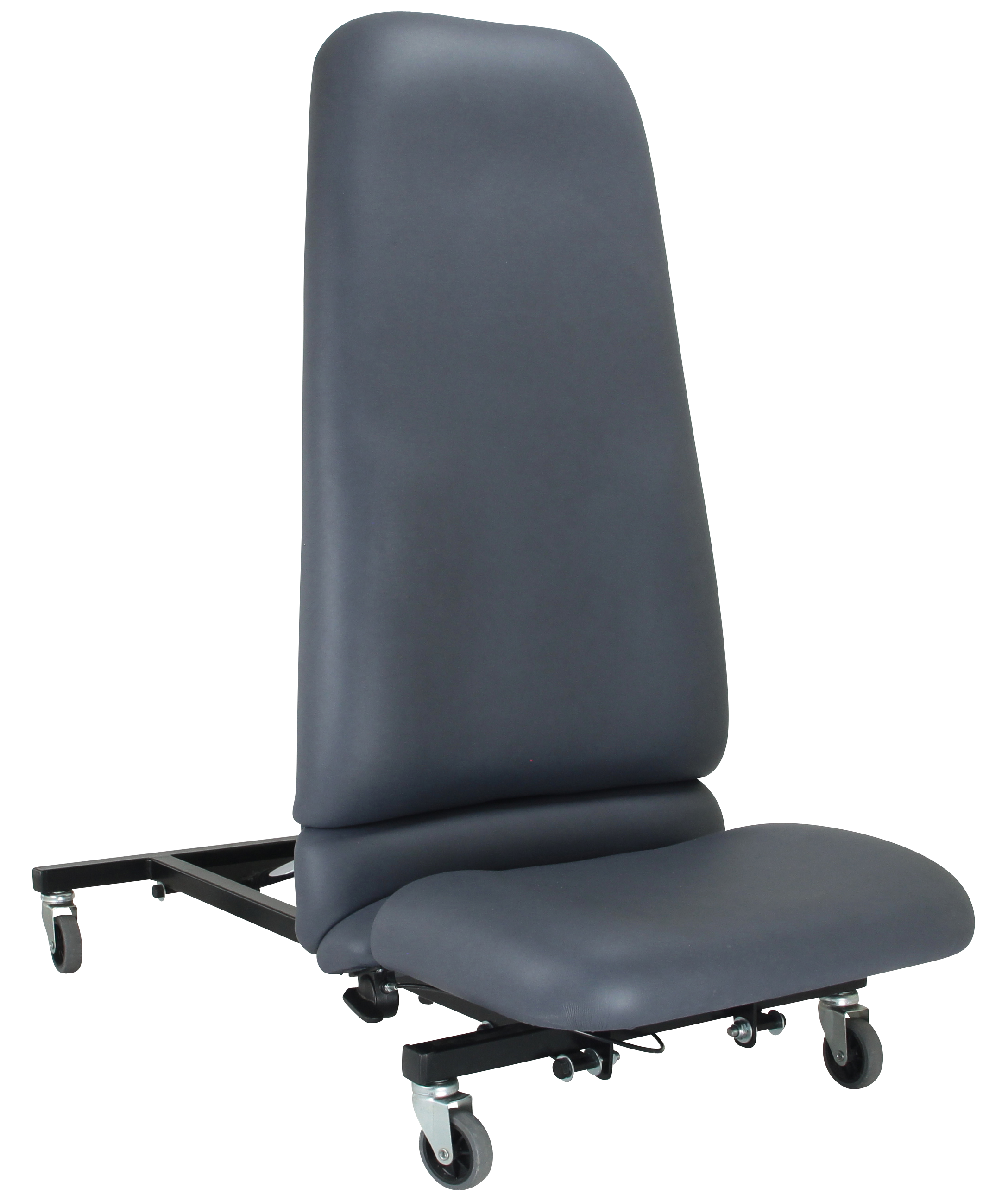 Planche ergonomique SKARA de siegepro.com avec assise et dossier inclinable